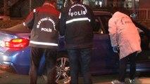 Konya'da seyir halindeki araca silahlı saldırı... 1 yaralı