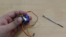 How to make a Mini USB Polishing / Rubbing / Cleaning Gadget Machine