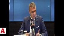 Beşiktaş Volvo ile sponsorluk anlaşması imzalandı