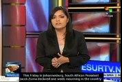 President Zuma announces funeral arrangements for Nelson Mandela