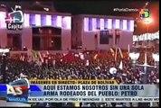 Bogota Mayor urges President Santos to revoke his dismissal