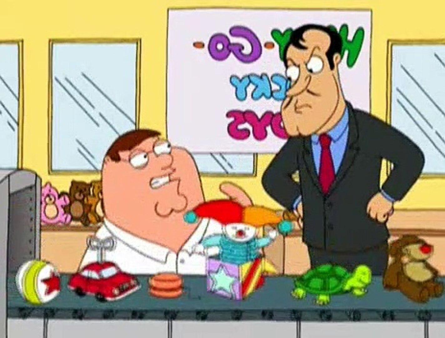 Family Guy - S01E01 - Death has a Shadow