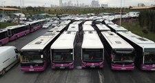 Sefere Çıkmayan Erguvan Otobüs İşletmecilerine Yasal İşlem Başlatıldı
