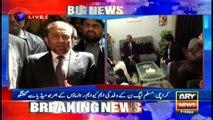 Sattar cautions Bahadurabad group against unilateral decision on Senate chairmanship