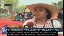 In Mexico, justice demanded for victims of Atenco