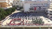 Minik yüreklerden Afrin'e kocaman destek