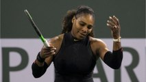 Serena Williams Wins First Match As Mom