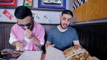 HALAL DINING || TGI Fridays MEDINA ep.19