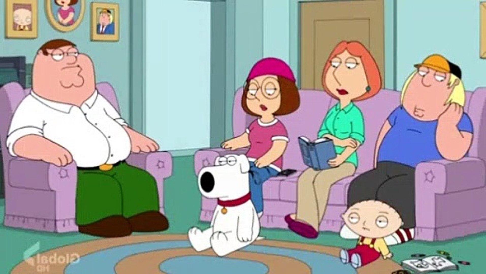 Family Guy S10E02 - Seahorse Seashell Party