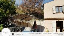 A vendre - Maison/villa - CONTES (06390) - 7 pièces - 159m²
