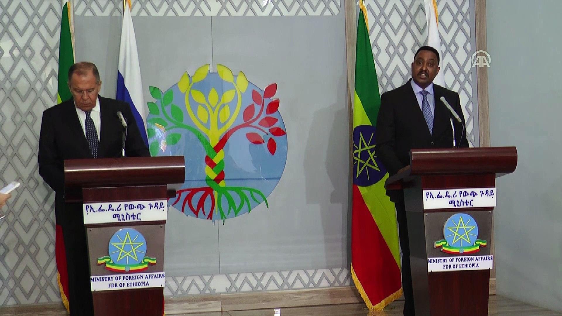 Rusya Etiyopya'da nükleer araştırma merkezi açacak - ADDİS ABABA