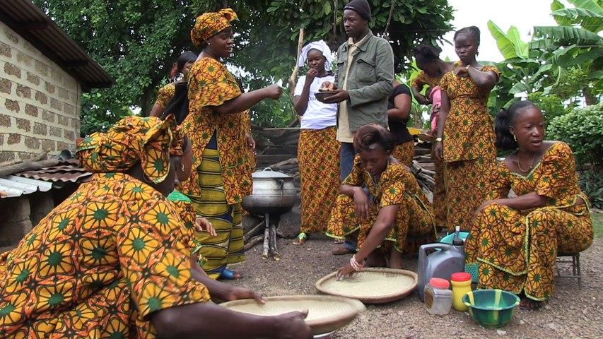 Appuyer la structuration des filières riz et huile de palme en Guinée