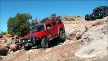 ► HUMMER H1, H2, H3 vs Jeep Wrangler vs Land Rover Discovery [Off-Road 4x4]
