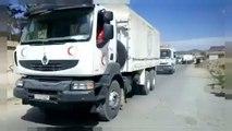 Guta: entra ayuda humanitaria pese a los bombardeos