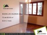T3 68.00m2 A louer sur Bourg les valence - 610 Euros/mois
