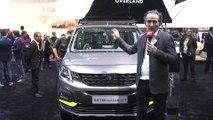 Le nouveau Rifter de Peugeot, pour jouer les aventuriers