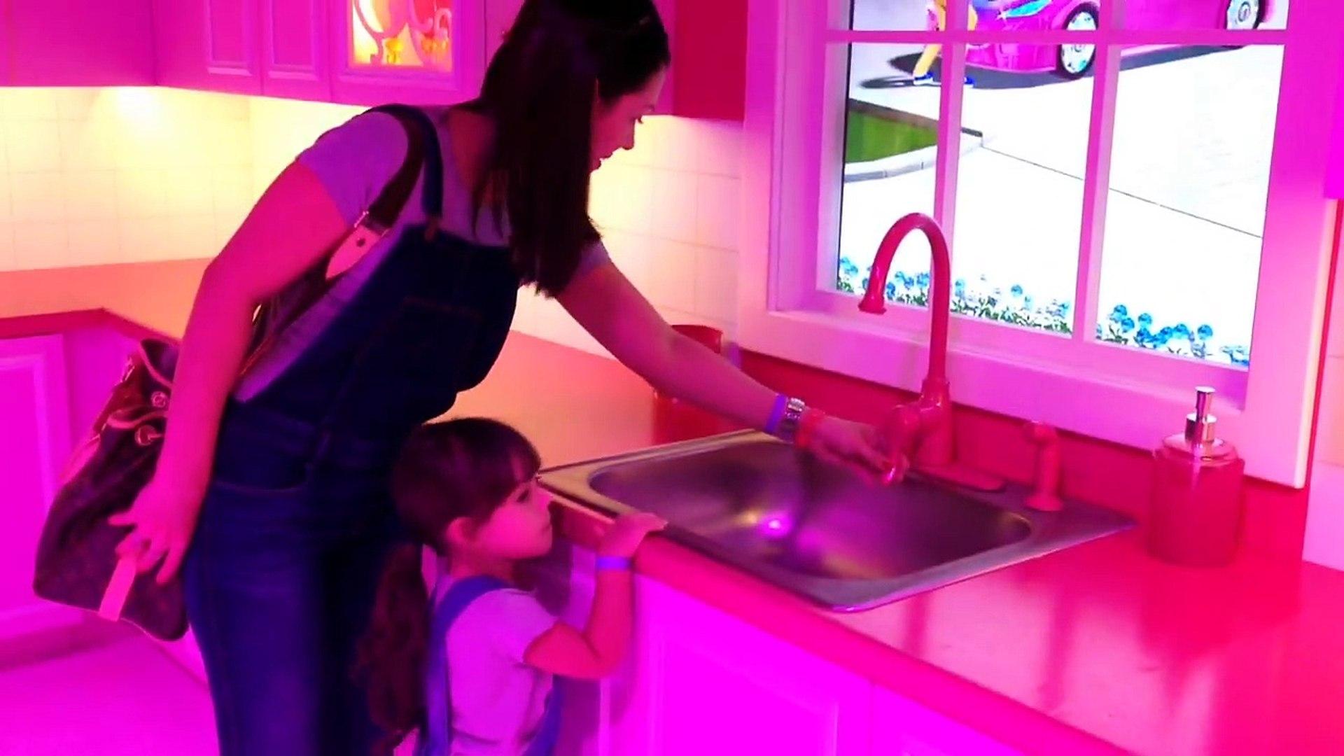 Casa da Barbie em Miami - Parte 01 - Lulu de férias