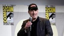 Kevin Feige Talks Samuel Jackson's Role in 'Captain Marvel'