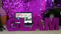 DIY | Aprenda a fazer Letras Decorativas lindas para deixar seu quarto estiloso
