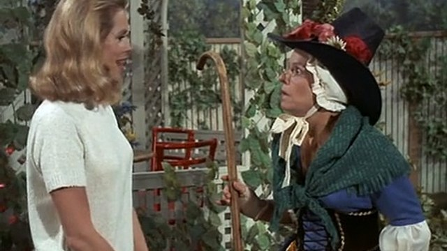 Bewitched S06 E12 Sam S Double Mother Trouble