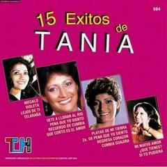 Tania de Venezuela -cantante venezolana-  Biografía