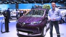 Skoda Fabia et Toyota Aygo restylées, Renault Zoe : les nouvelles citadines du salon de Genève 2018