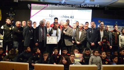 Remises Label Jeunes FFF Elite - Saison 2017/2018
