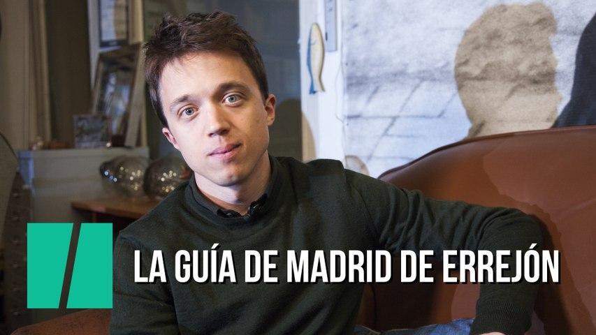 La guía de Madrid de Errejón