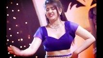 Shriya Sharma Hot navel exposed in Dance performance