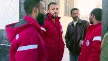 Entregan ayuda humanitaria en Guta Oriental pese a bombardeos