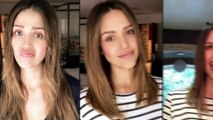 Makeover alert! Jessica Alba chops 'pregnancy hair' ahead of role in NBC's Bad Boys spin-off.