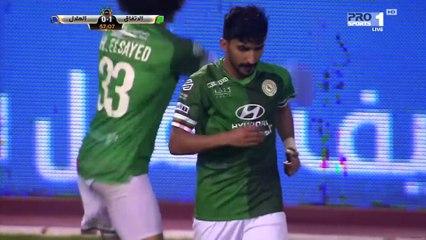 ملخص مباراة الاتفاق - الهلال ضمن منافسات الجولة 24 من الدوري السعودي للمحترفين