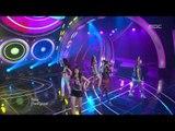 EXID - I feel good, 이엑스아이디 - I feel good, Music Core 20120901