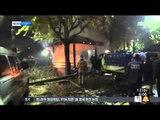 [14/11/12 뉴스투데이] 15톤 트럭-승용차 추돌사고…동승자 부상