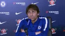 """30e j. - Conte : """"Giroud est en forme et travaille très bien"""""""