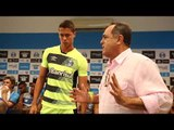 Elenco do Grêmio assiste à palestra sobre Árbitro de Vídeo