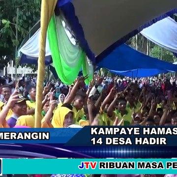 JTV 14 DESA HADIR KAMPAYE HAMAS