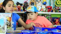 Especial Regalos de Cumpleaños Vlog 02 Cumpleaños de Manuel | Vlogs AbreloToys