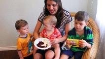 FUNNY PRANKS! FOOD PRANK GROSS School Lunch Snack PRANK KIDS April Fools Joke Spicy Fruit By The Foot Snacks