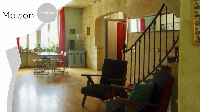 A vendre - Maison/villa - Lormont (33310) - 6 pièces - 225m²