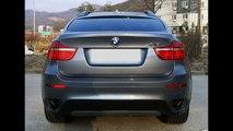 BMW X6 3.0d E71   Дизель    diesel cars video SUV car   ديزل سيارات ديزل فيديو سيارات الدفع الرباعي