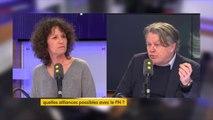 """Front national : """"ça va être très difficile de faire des alliances. (...) Cela peut se faire en fonction de la dégradation des autres partis"""", explique Gilbert Collard #8h30politique"""