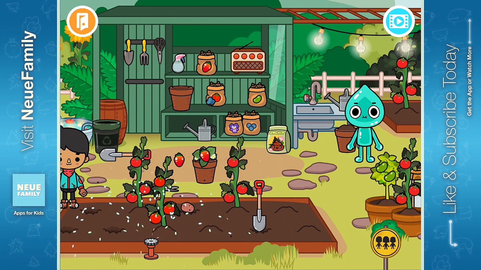 Toca Life Farm: Activity App for Kids
