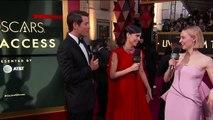 Watch Saoirse Ronan on the Oscars Red Carpet with Oscars 2018 All Access