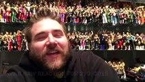 WWE RAW REACTION: Rollins Pics Leaked! Cena Eye Injury! Roman and Bryan team up! 2/9/15