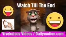 Talking Tom Cat Jokes talking dog Ben  - video dailymotion