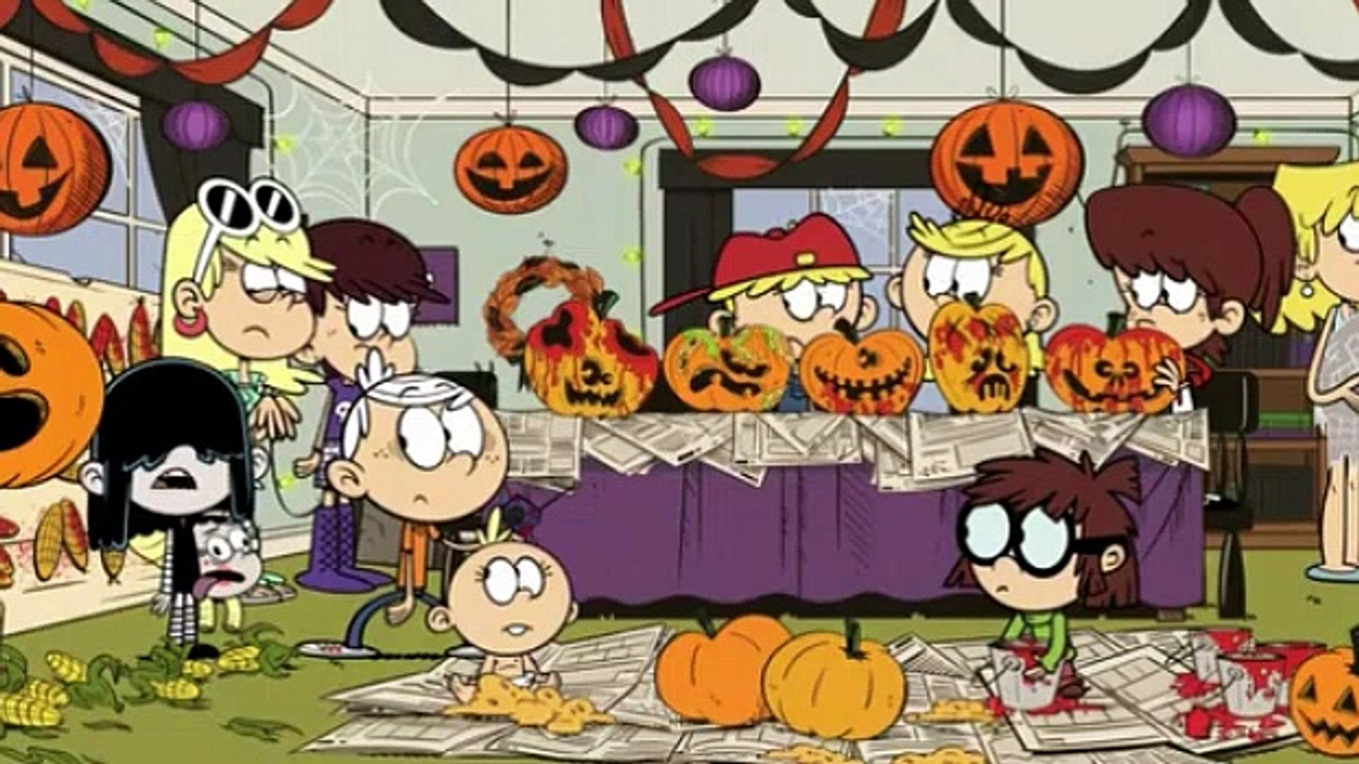 The Loud House S02E24 Tricked!