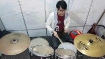【銀魂 - 銀ノ魂編 OP】Gintama Silver Soul Arc    DISH - 勝手にMY SOUL (Katte ni MY SOUL) 叩いてみた - Drum Cover