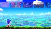 Sonic Dash vs Looney Tunes Dash: Classic Sonic vs Road Runner