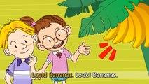 How many tomatoes? banana? (Counting Fruits) - Kids Rap with lyrics - English song